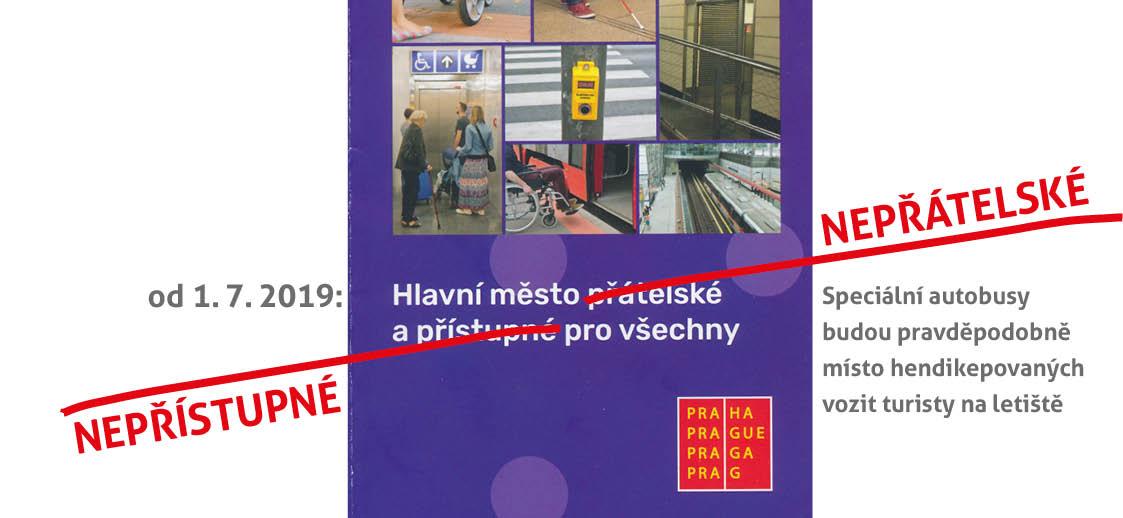 Nepřístupná a nepřátelská Praha
